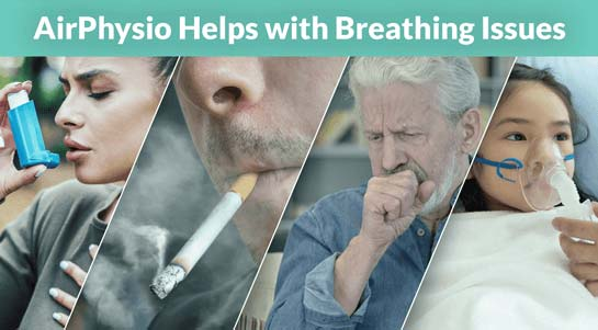 AirPhysio For Asthma
